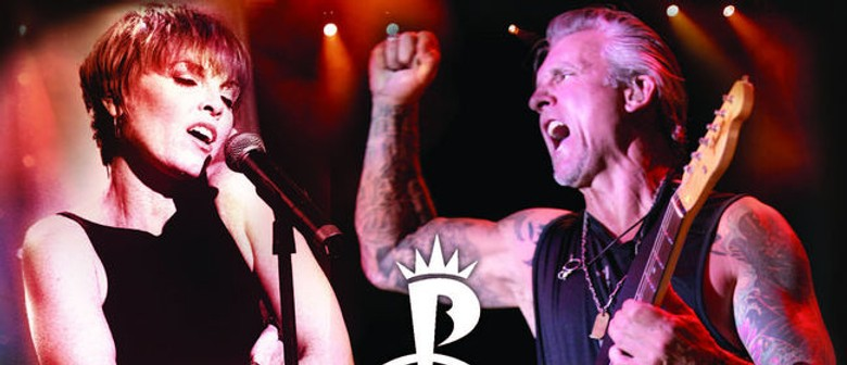 Pat Benatar & Neil Giraldo, Bachman & Turner and America - Wellington Show