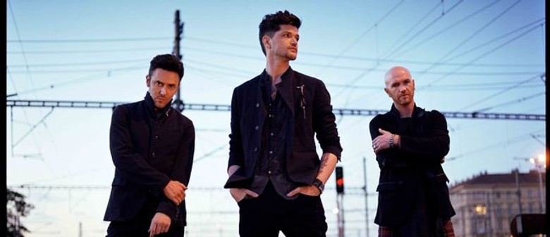 The Script Announce One New Zealand Show