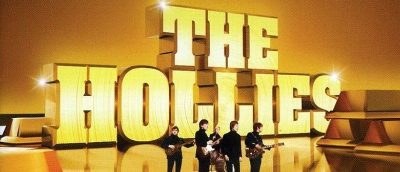 The Hollies 50th Anniversary Tour of New Zealand