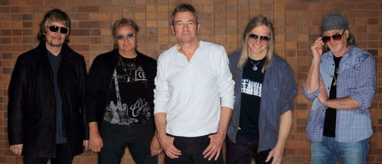 Rock Legends Deep Purple and Journey Announce Auckland Show