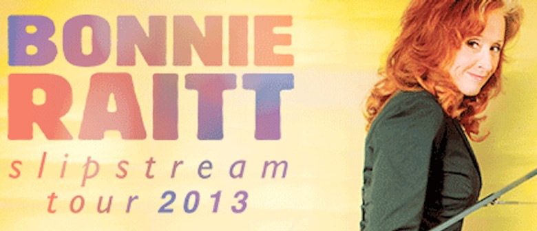 Bonnie Raitt Slipstream Album Tour Announced