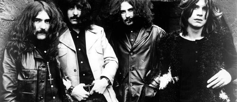 Black Sabbath, First New Zealand Show In 40 Years