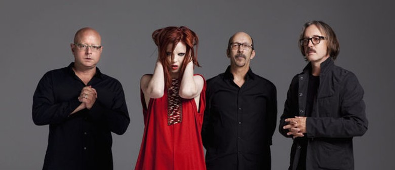 Garbage 2013 Tour