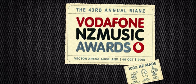 Vodafone NZ Music Awards Tonight!