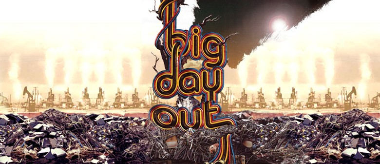 Big Day Out Mega-Prize Pack Up For Grabs!