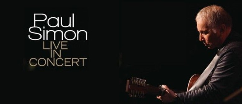 Paul Simon New Zealand Tour