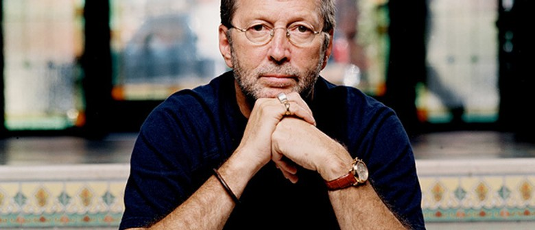 Celebrate Eric Clapton's return to NZ and win a copy of his autobiography!