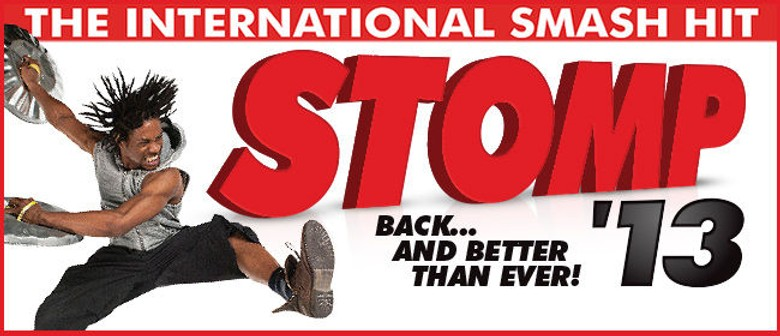 STOMP Announces Auckland and Wellington