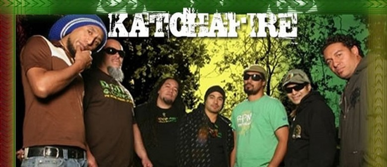 Tell Us What You're Thinking About To Win Katchafire and Che Fu Tickets!