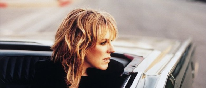 Tell us about Real Love to win Lucinda Williams tickets!