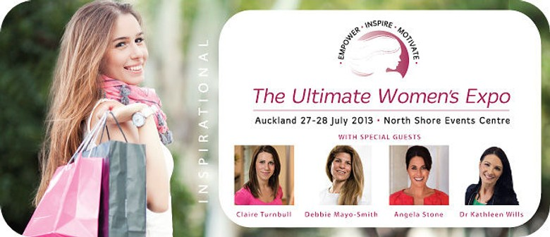 Win a Double Pass for the Ultimate Women's Expo