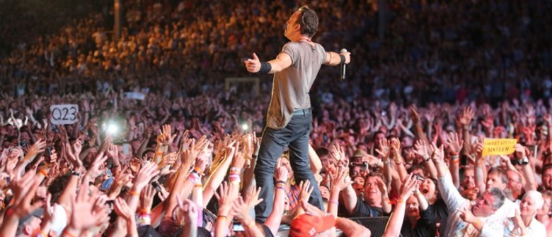 Bruce Springsteen New Zealand Show Announced