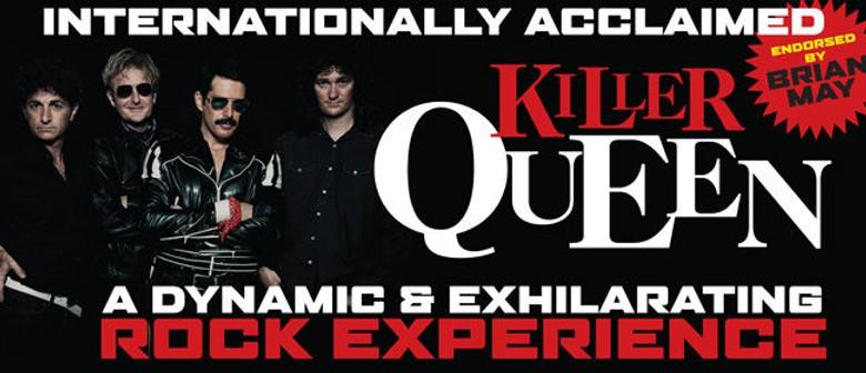 Killer Queen New Zealand Tour Annunced