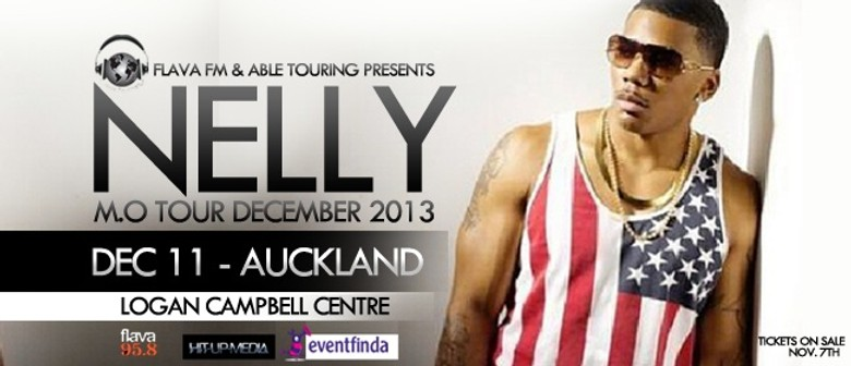 Nelly - One New Zealand Show