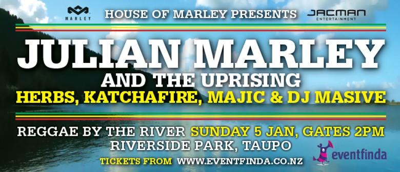 Julian Marley Announces NZ Concert
