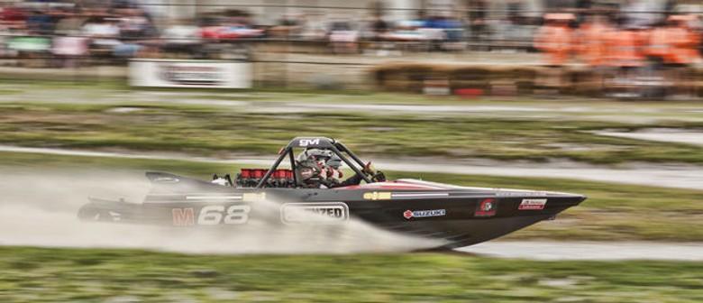 V8 Jetsprints NZ Stadium Event
