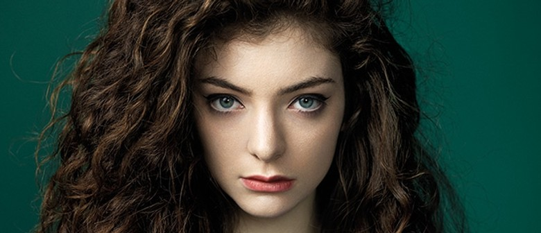 Lorde Wins Brit Award