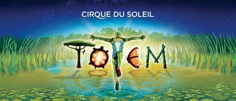 Cirque du Soleil's Totem in Auckland