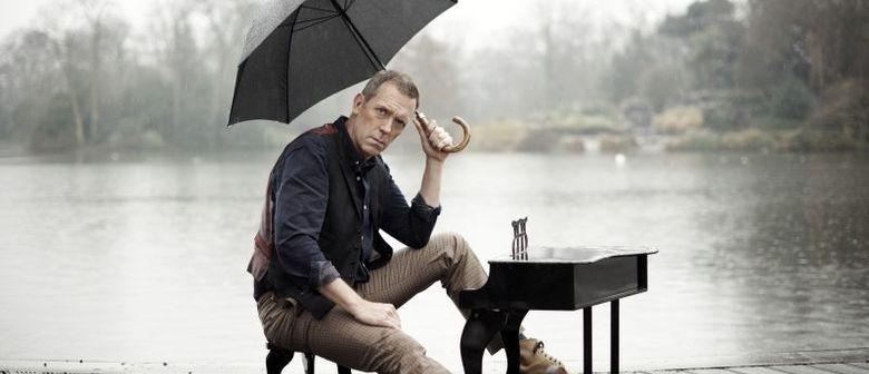 Hugh Laurie NZ Tour with the Copper Bottom Band