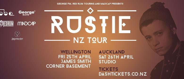 Rustie NZ Tour