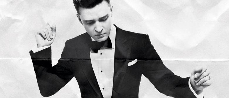 Justin Timberlake Third Auckland Concert