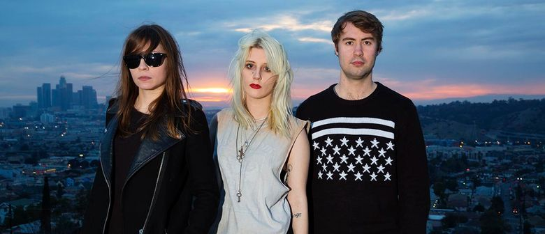 White Lung and Upset NZ Tour