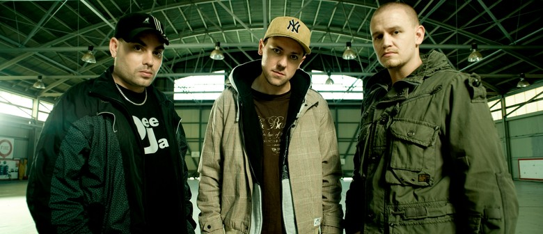 Hilltop Hoods New Zealand Tour