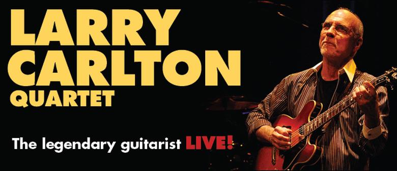 Larry Carlton New Zealand Tour