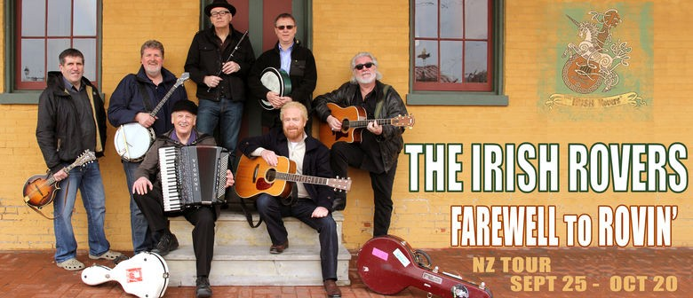 The Irish Rovers - Farewell To Rovin' New Zealand Tour