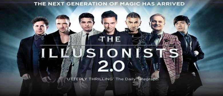 The Illusionists 2.0 at Auckland's Civic Theatre