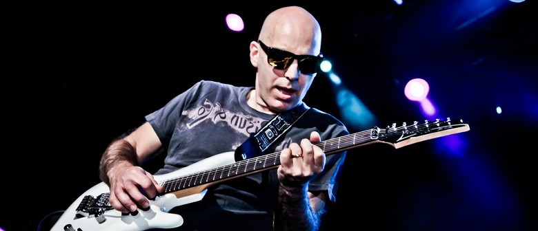 Joe Satriani New Zealand Tour