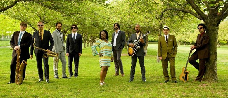 Sharon Jones & the Dap Kings Auckland Concert