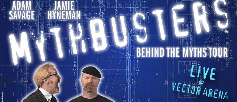 MythBusters: Behind the Myth Auckland Show