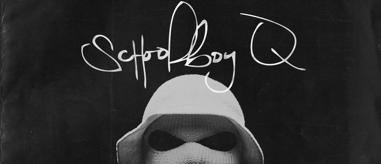ScHoolboy Q Returns to New Zealand