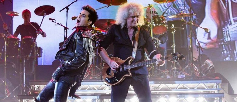 Queen and Adam Lambert Auckland Concert