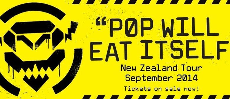 Pop Will Eat Itself New Zealand Shows