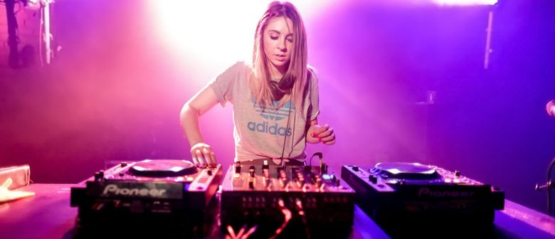 DJ Alison Wonderland in Queenstown