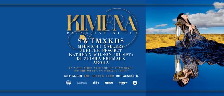Kimbra DJ Set Auckland