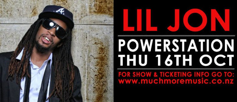 Lil Jon Auckland Concert