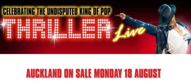 Thriller Live in New Zealand