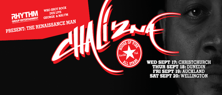 Chali 2na Rescheduled NZ Dates Announced