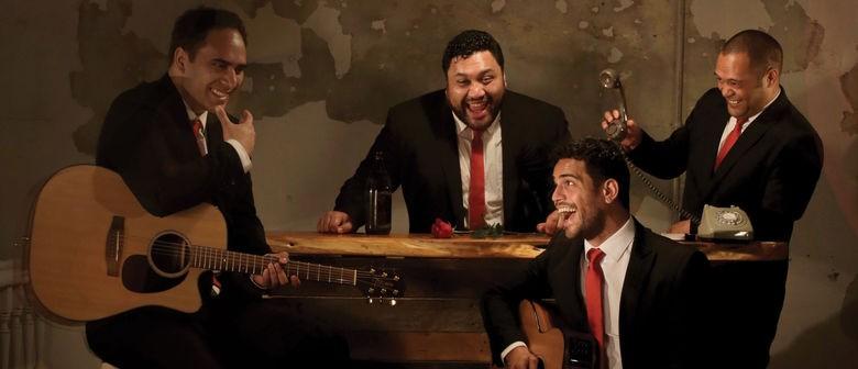'An Evening With': The Modern Maori Quartet NZ Tour
