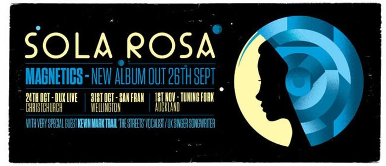 Sola Rosa New Zealand Tour