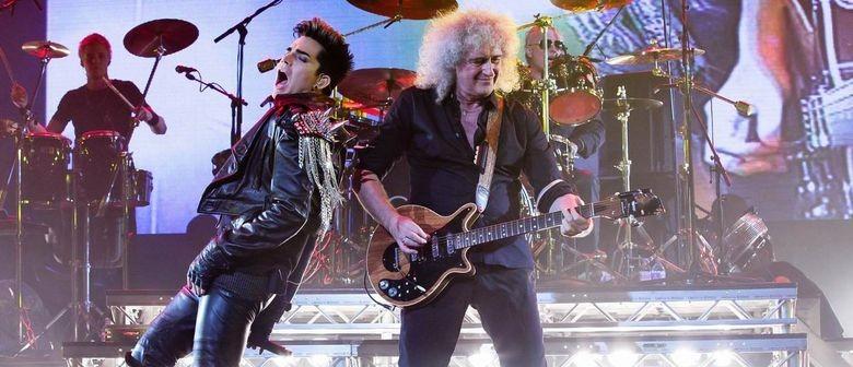 Review: Queen and Adam Lambert, Vector Arena