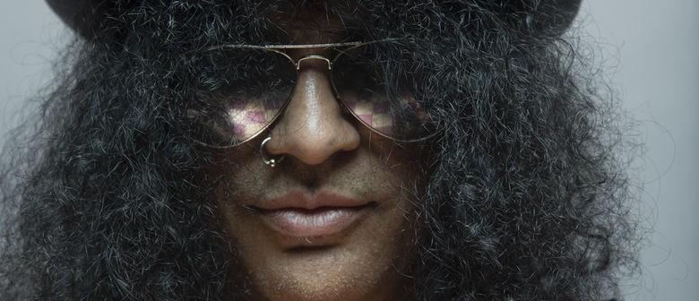Slash Announces Two New Zealand Concerts