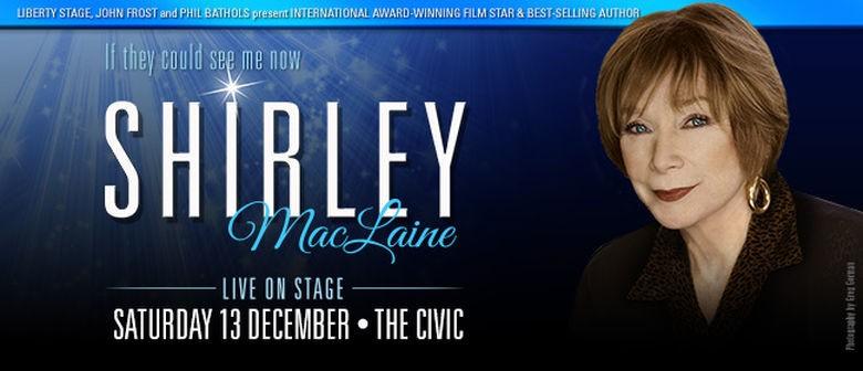 Shirley Maclaine Announces Auckland Show