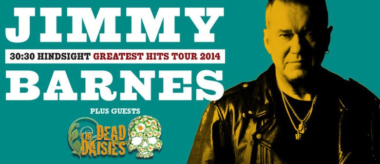 Jimmy Barnes Marks 30th Anniversary With New Zealand Tour