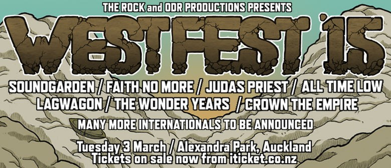 Soundgarden, Faith No More, Judas Priest Headline Westfest