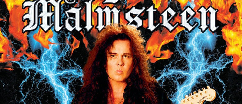 Yngwie Malmsteen Announces New Zealand Concert