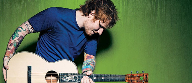 Ed Sheeran Announces New Zealand Tour